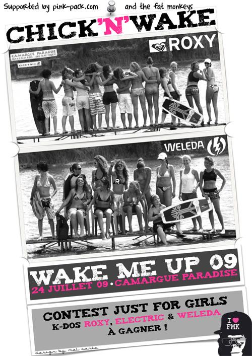 Affiche chicknwake1