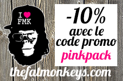 THE FAT MONKEYS SHOP - Code promo