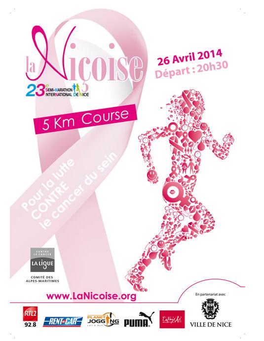 Course La Niçoise 2014