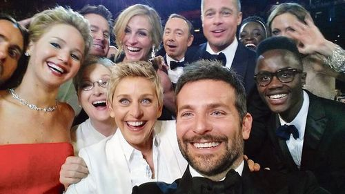 Selfie-Oscars