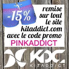 Code Promo KITADDICT