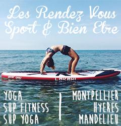Les RDV Sport et Bien Etre à La Grande Motte