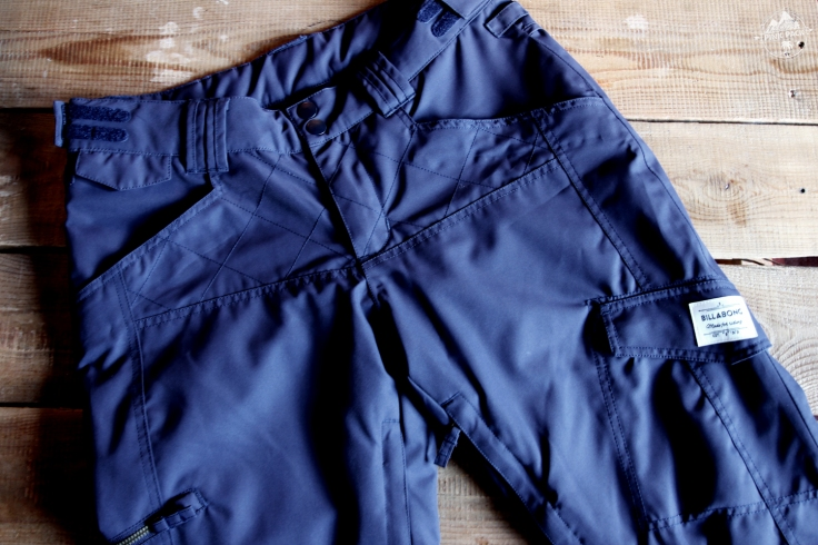 Un pant de snow Daft blue Billabong Women's