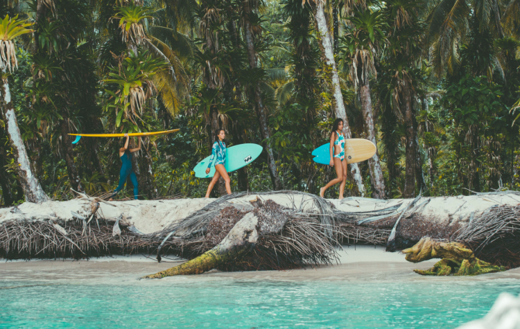 Billabong Women's Surf Capsule