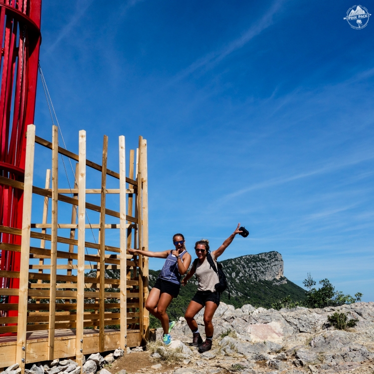 pink-pack-randonnee-pic-saint-loup-montpellier-hiking-2