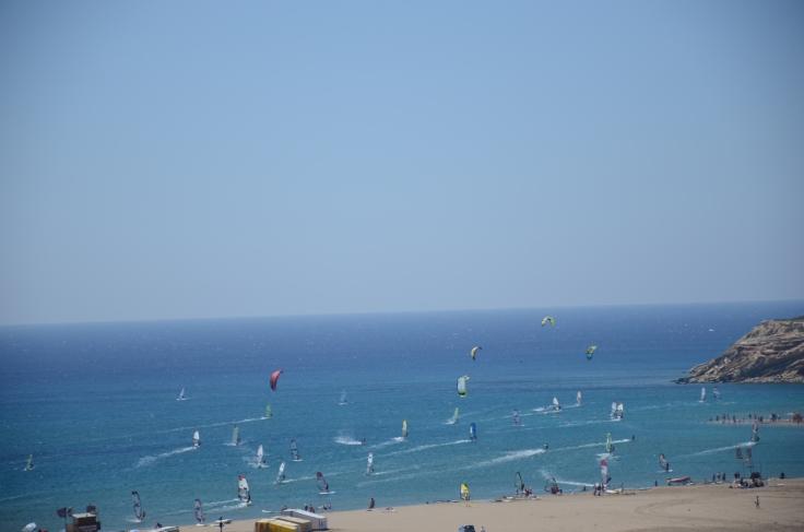 windsurf Rhodes pink pack