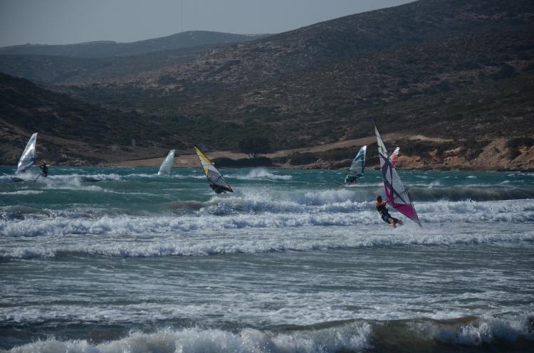 kitesurf en grece pink pack
